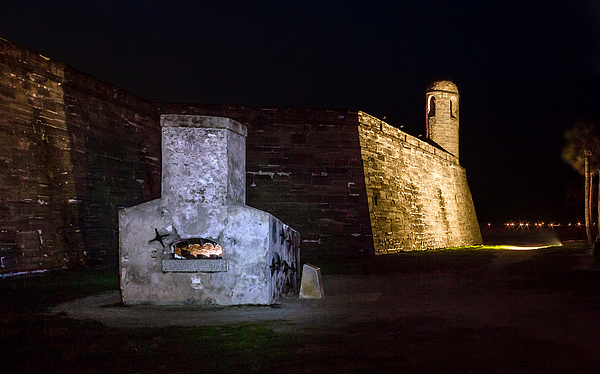 Rob Sellers - Hot Shot Furnace of Castillo De San Marcos