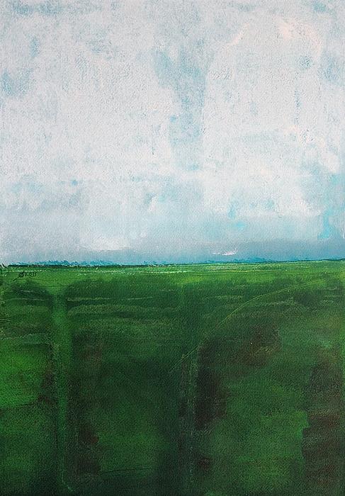 Sol Luckman - Humboldt original painting