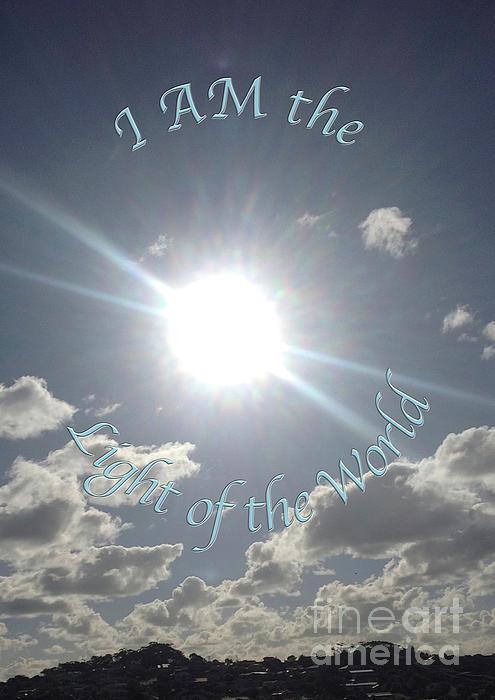 Karen Moren - I AM the Light of the World