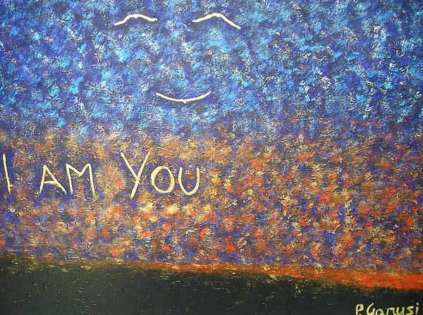 I Am You Print by Piercarla Garusi