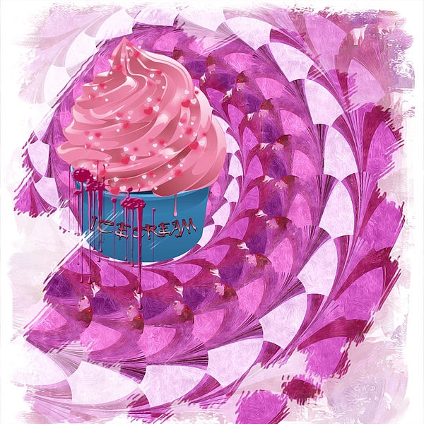 Gabriella Weninger - David - Ice Cream