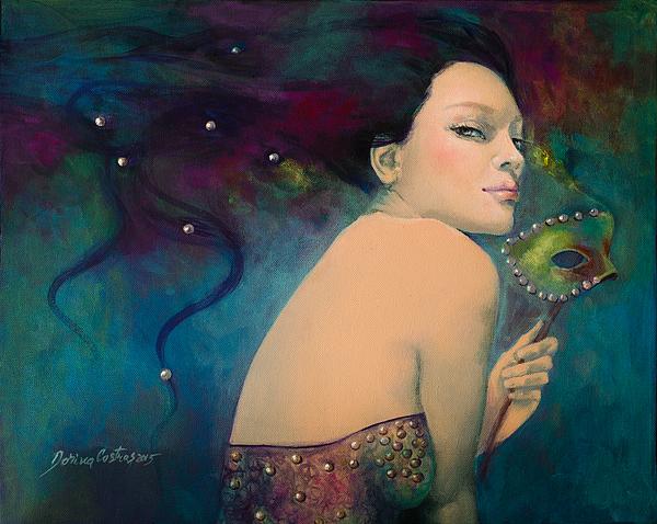Illusory Print by Dorina  Costras
