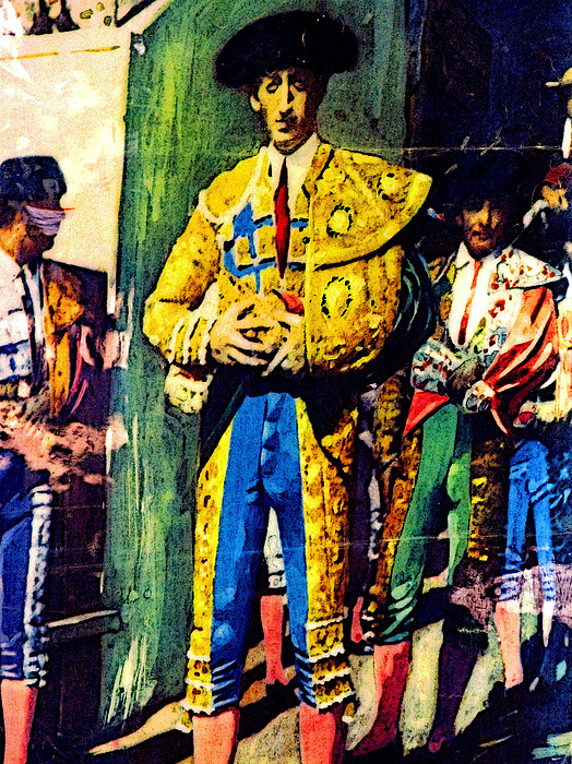 Immortalized Print by Olden Mexico