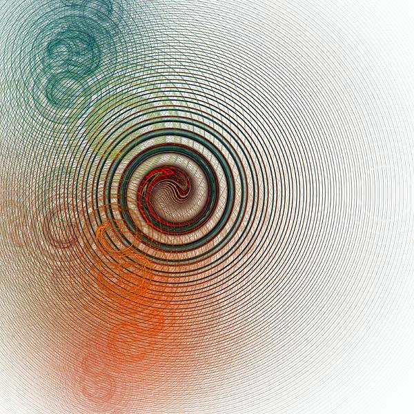 Richard Ortolano - In a Spin