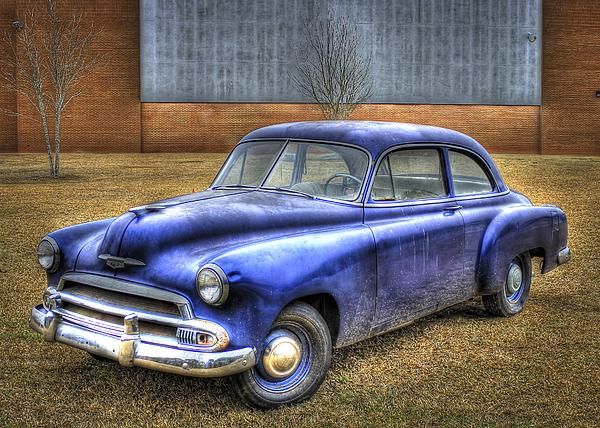 Reid Callaway - In Retirement 1951 Chevrolet Coupe