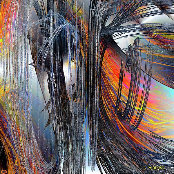 Infatuation Print by Michael Durst