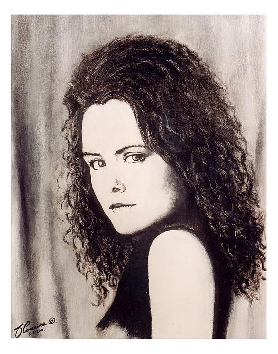 Liam O Conaire - Irish actress  Maeve McGrath