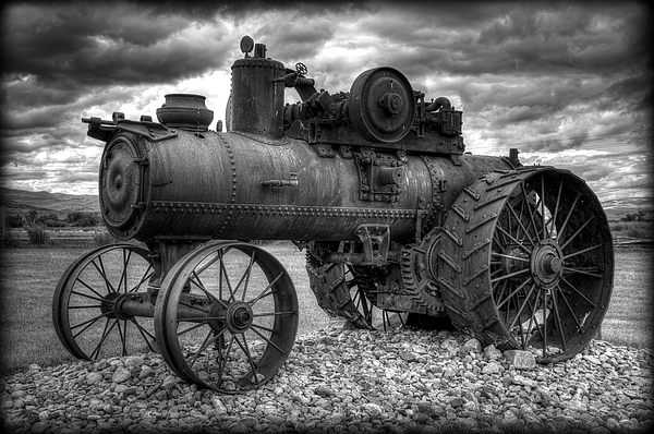Michael Morse - Iron Steam
