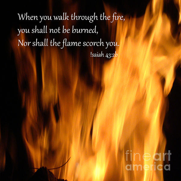 Beverly Guilliams - Isaiah 43 2 Fire