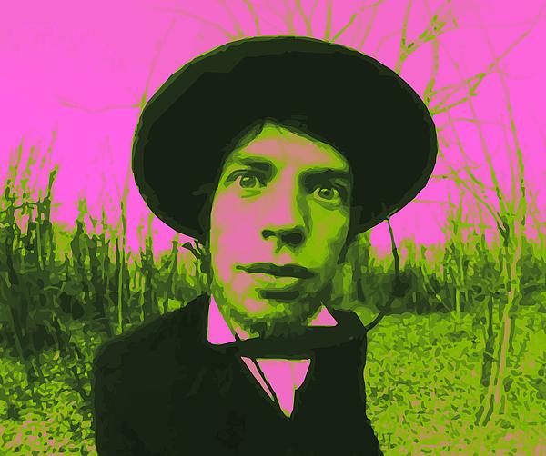 Jagger 02 Print by Daniel elias Bravo