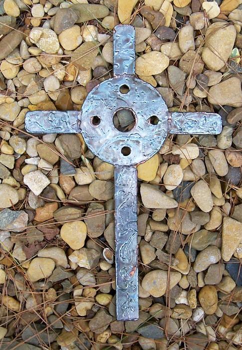 Jerusalem On The Rock Print by Deborah  Montana