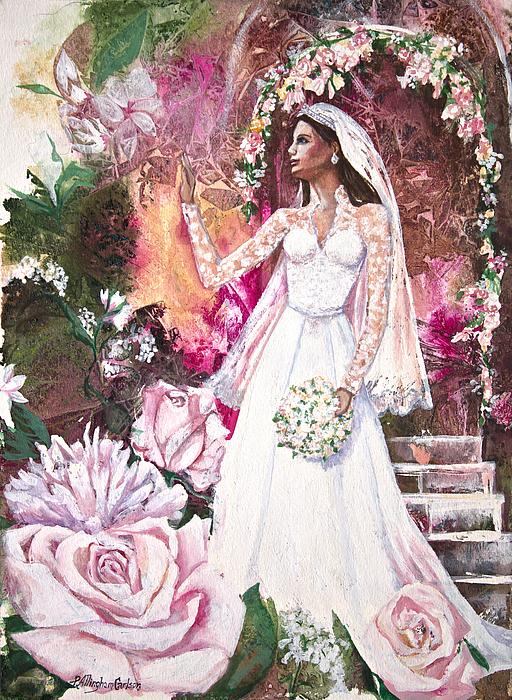 Kate The Princess Bride Print by Patricia Allingham Carlson