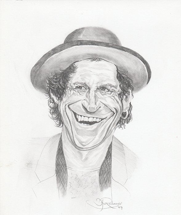 Hay Rouleaux - Keith Richards