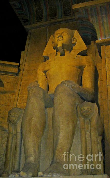 John Malone - King Tut at the Luxor Hotel