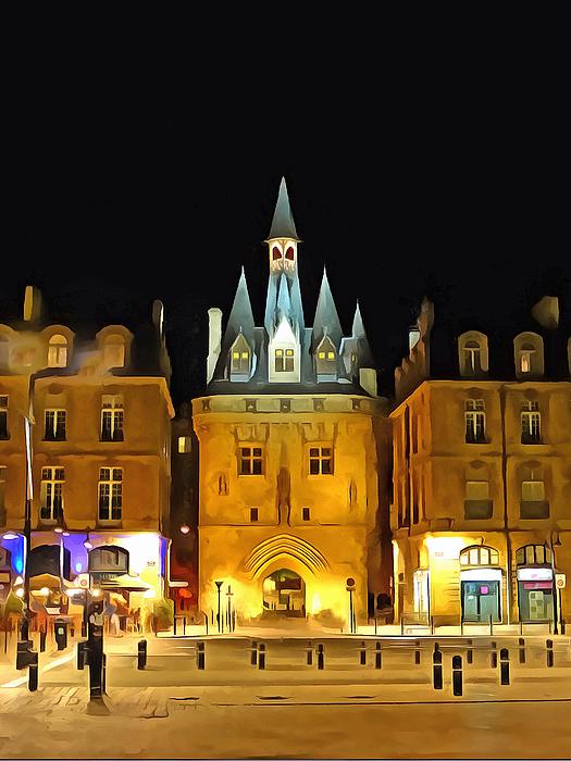 La porte cailhau by bishopston fine art for Porte cailhau