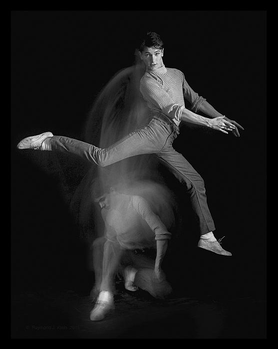 Raymond Klein - Leap Into Action-1