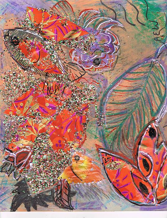 Leaving All Behind Print by Anne-Elizabeth Whiteway