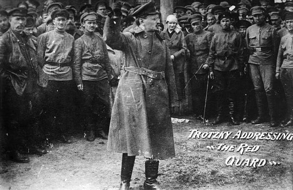 Leon Trotsky (1879-1940) Print by Granger