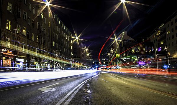 Nicklas Gustafsson - Light Trails 2