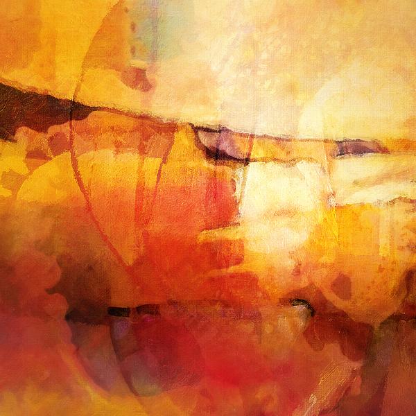 Lightbreak Print by Lutz Baar