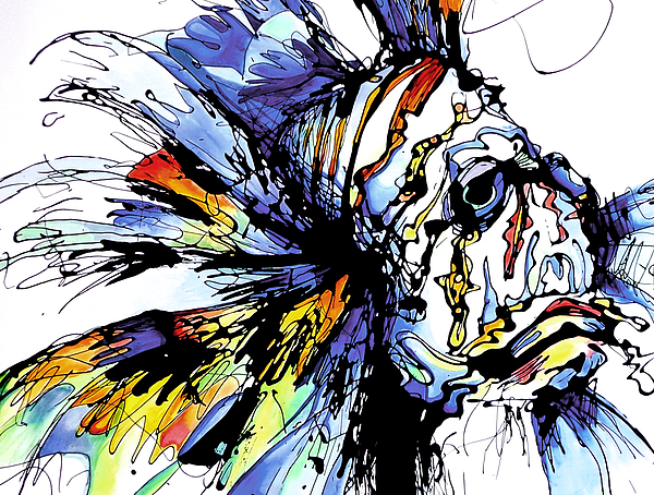 Whitney LaRene - Lion Fish