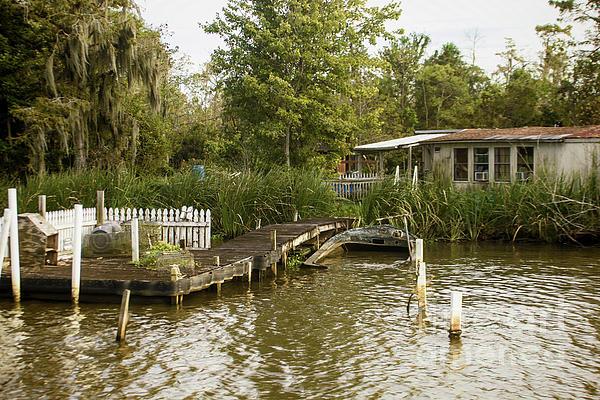 Steven Parker - Living In the Bayou