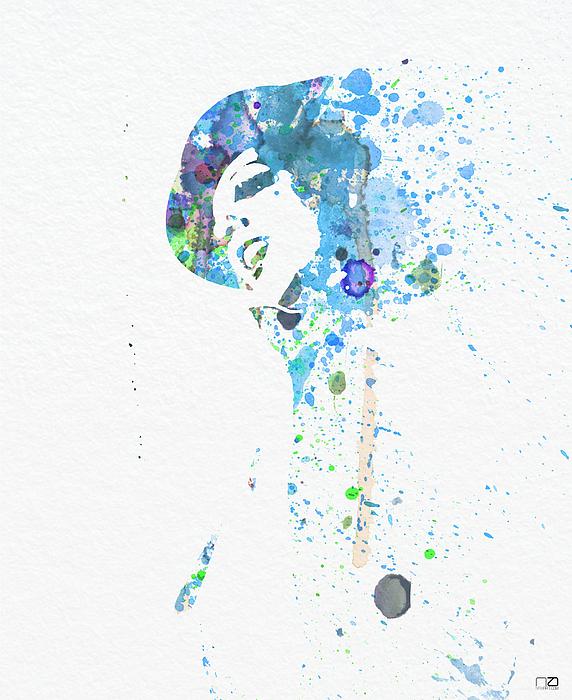 Liza Minnelli Print by Naxart Studio