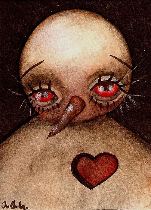 Love Hurts by Abril Andrade Griffith