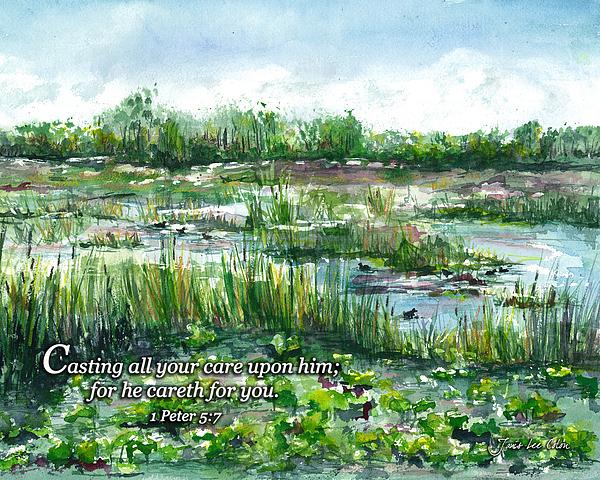 Janis Lee Colon - Loxahatchee Marsh 1 Peter 5