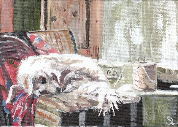 Maybelline Print by Sarah Lynch