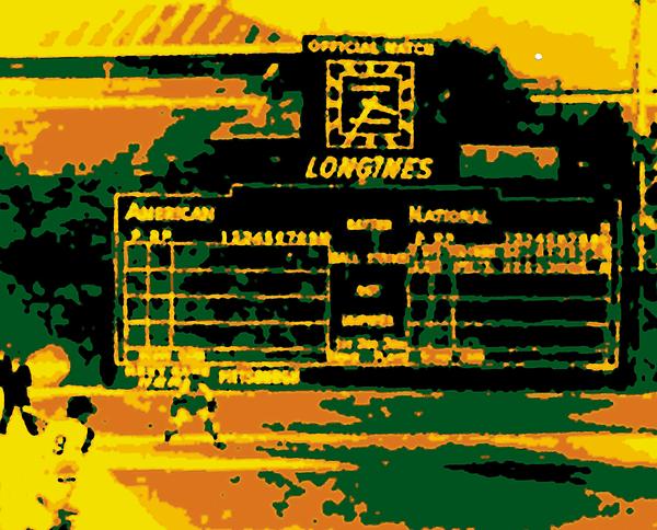Maz World Series Homer Print by Ron Regalado