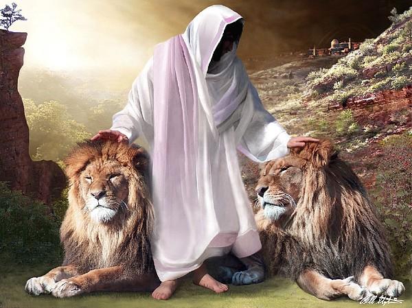 Messiah Israel And Judah Print by Bill Stephens