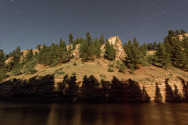 Kevin Felts - Moonlight Shadows Smith River Montana