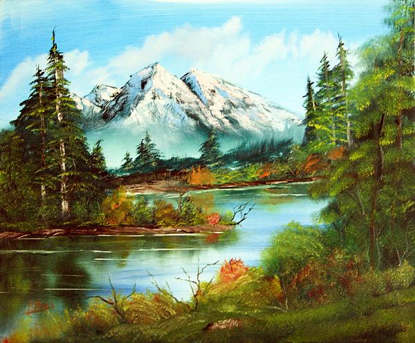 Barry Jones - Mountain Splendor