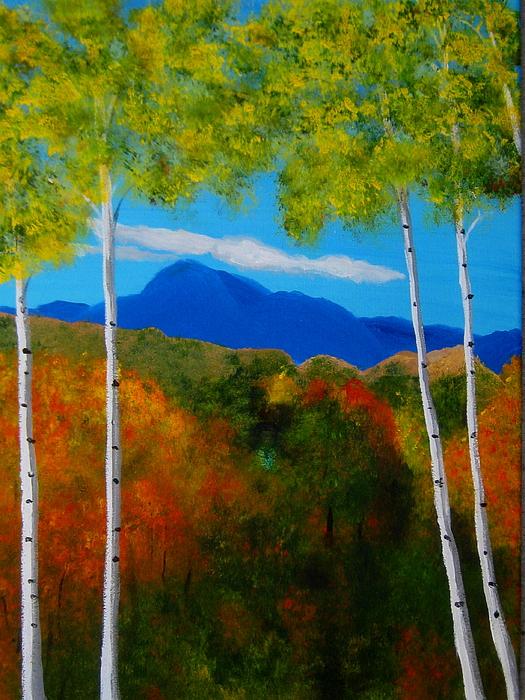 Allen n Lehman - Mt Washington Fall