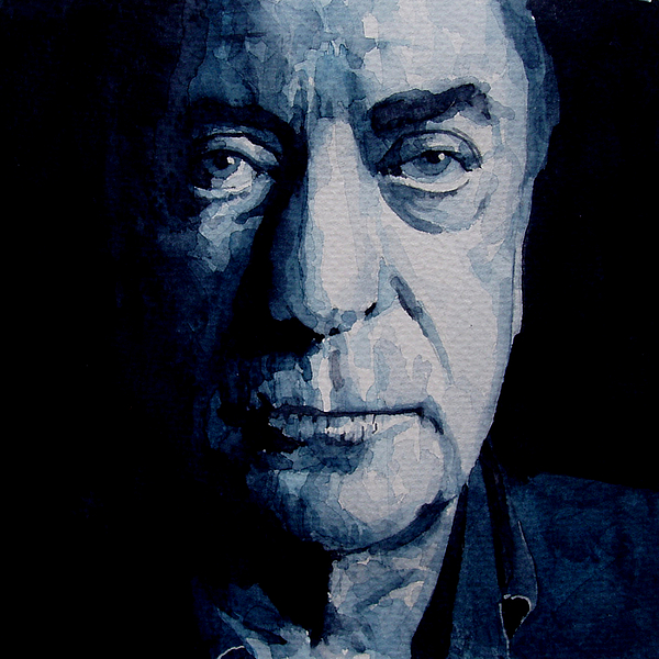 My Name Is Michael Caine Print by Paul Lovering