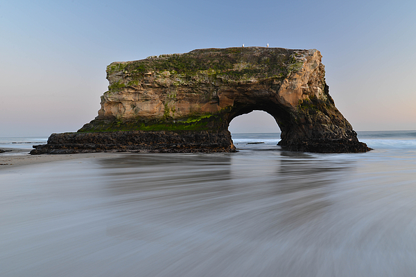 Natural Bridges Print by About Light  Images