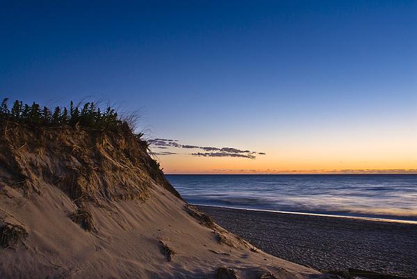 Nauset Beach Sunrise Print by John Greim