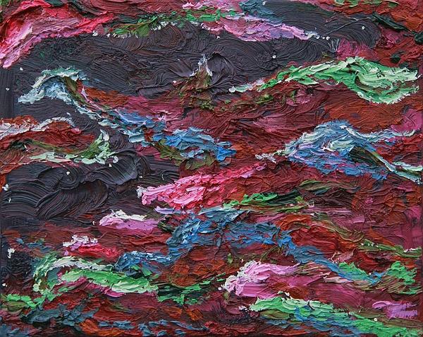 Nebula Print by Brandi Webster