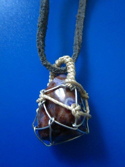 Necklace 4 Print by Lorna Diwata Fernandez