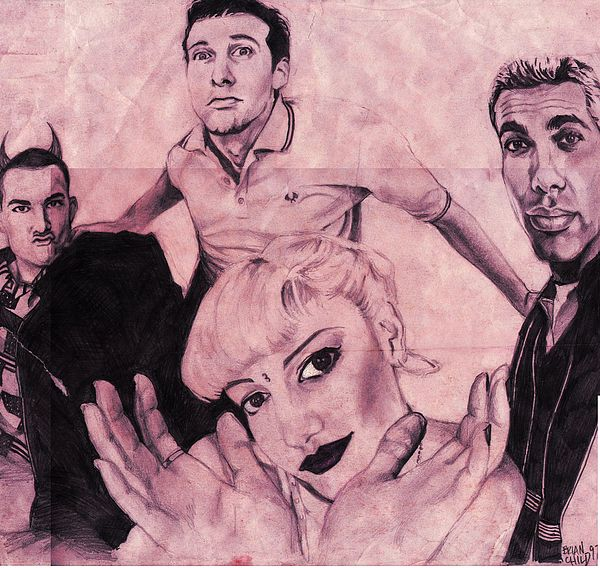 No Doubt Print by Brian Child