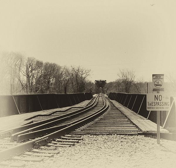 No Trespassing By Ann Keisling