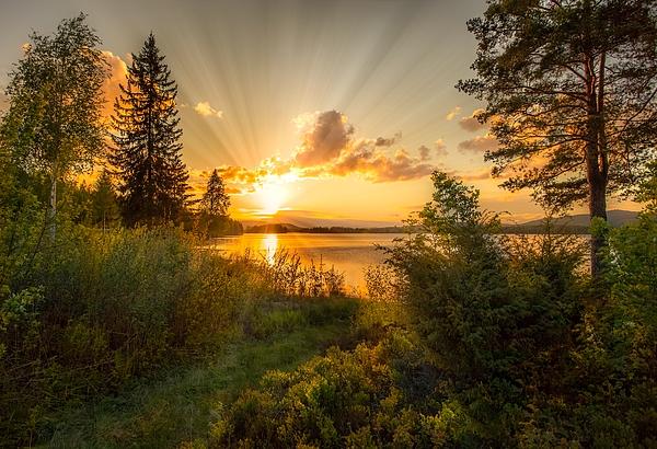 Rose-Maries Pictures - Norwegian landscape