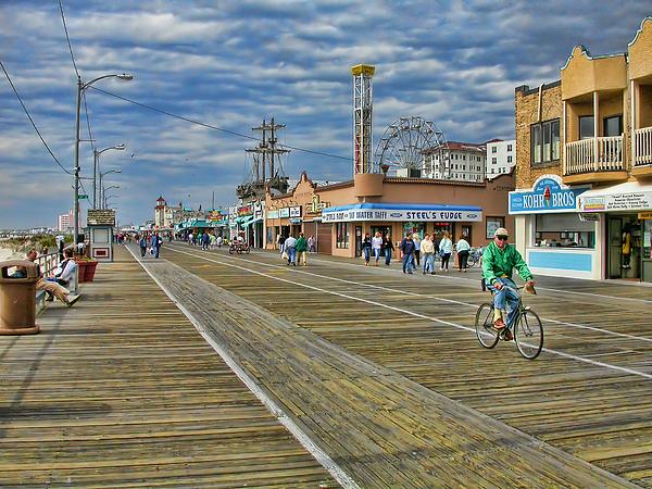 Edward Sobuta - Ocean City Boardwalk