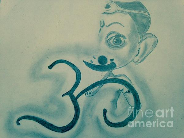 Navroz  Raje - Om Bal Ganesha