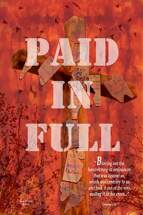 Cindy Wright - Paid In Full
