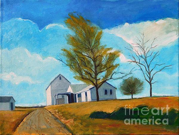 William B Hogan - Paterson Farm