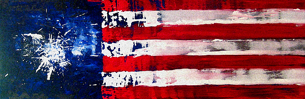 Patriot's Theme Print by Charles Jos Biviano