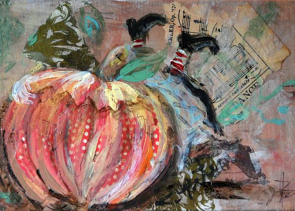 Peter Peter  Print by Jennifer Kelly