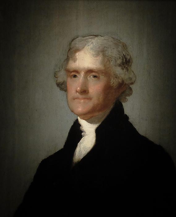 Thomas jefferson presidency